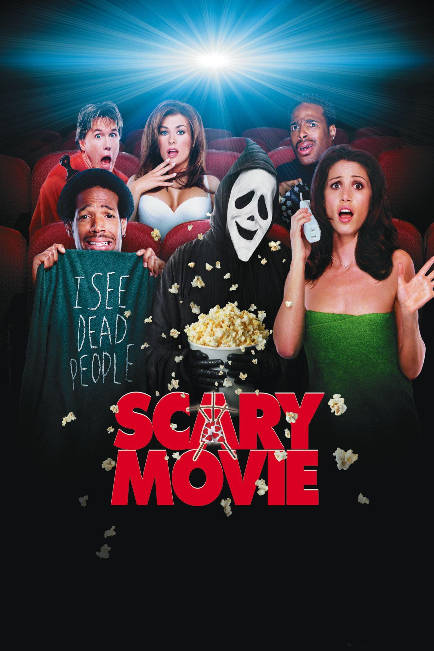 """Plakat von """"Scary Movie"""""""