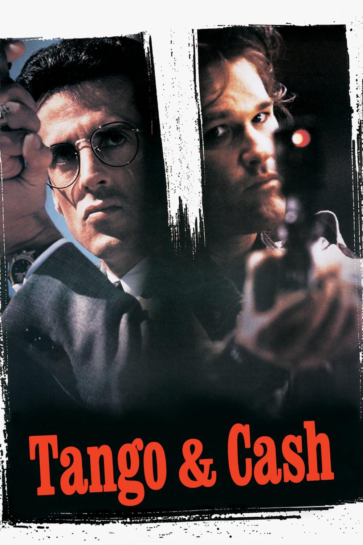 """Plakat von """"Tango und Cash"""""""