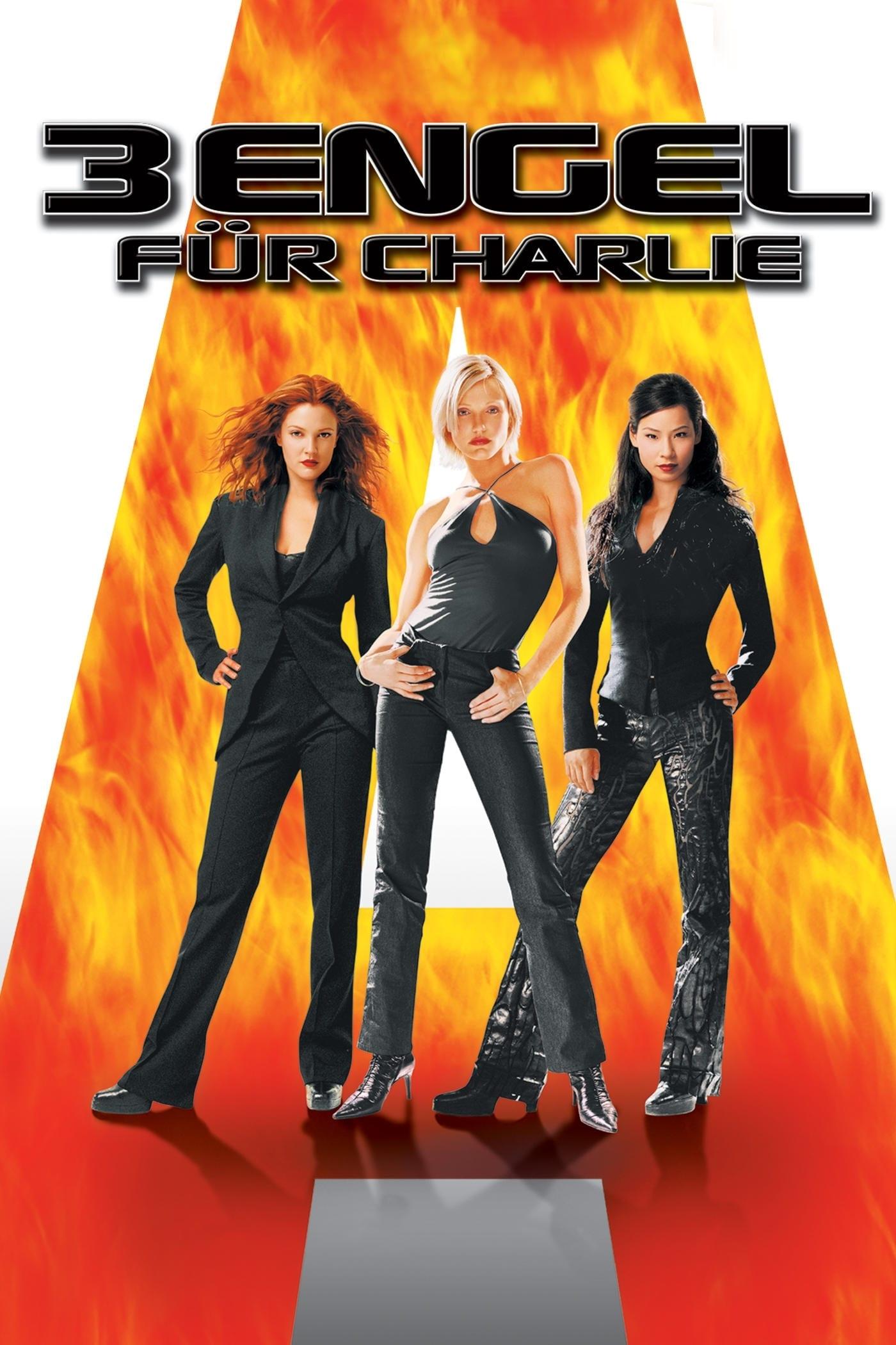 """Plakat von """"3 Engel für Charlie"""""""