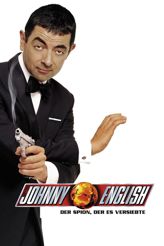 """Plakat von """"Johnny English - Der Spion, der es versiebte"""""""