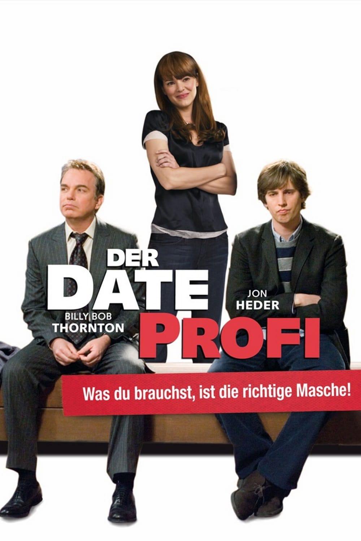 """Plakat von """"Der Date Profi"""""""