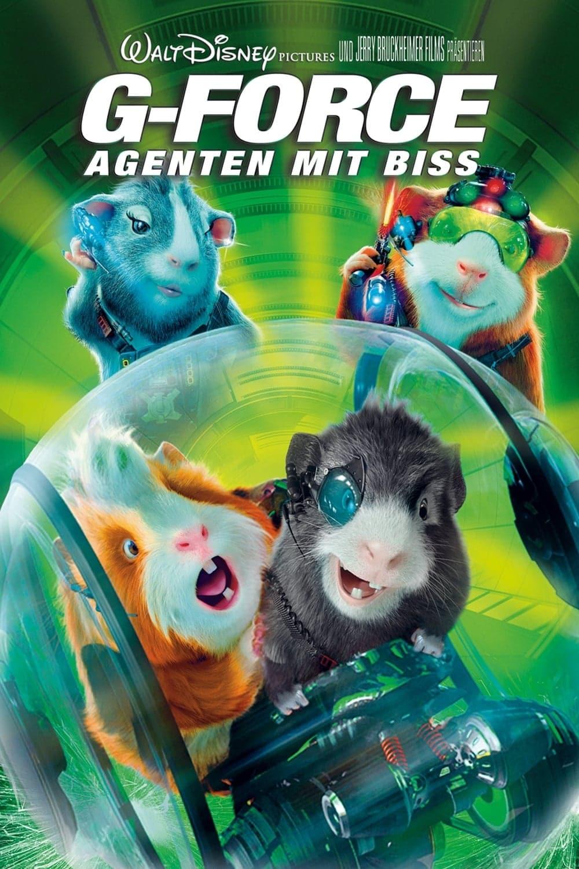 """Plakat von """"G-Force - Agenten mit Biss"""""""