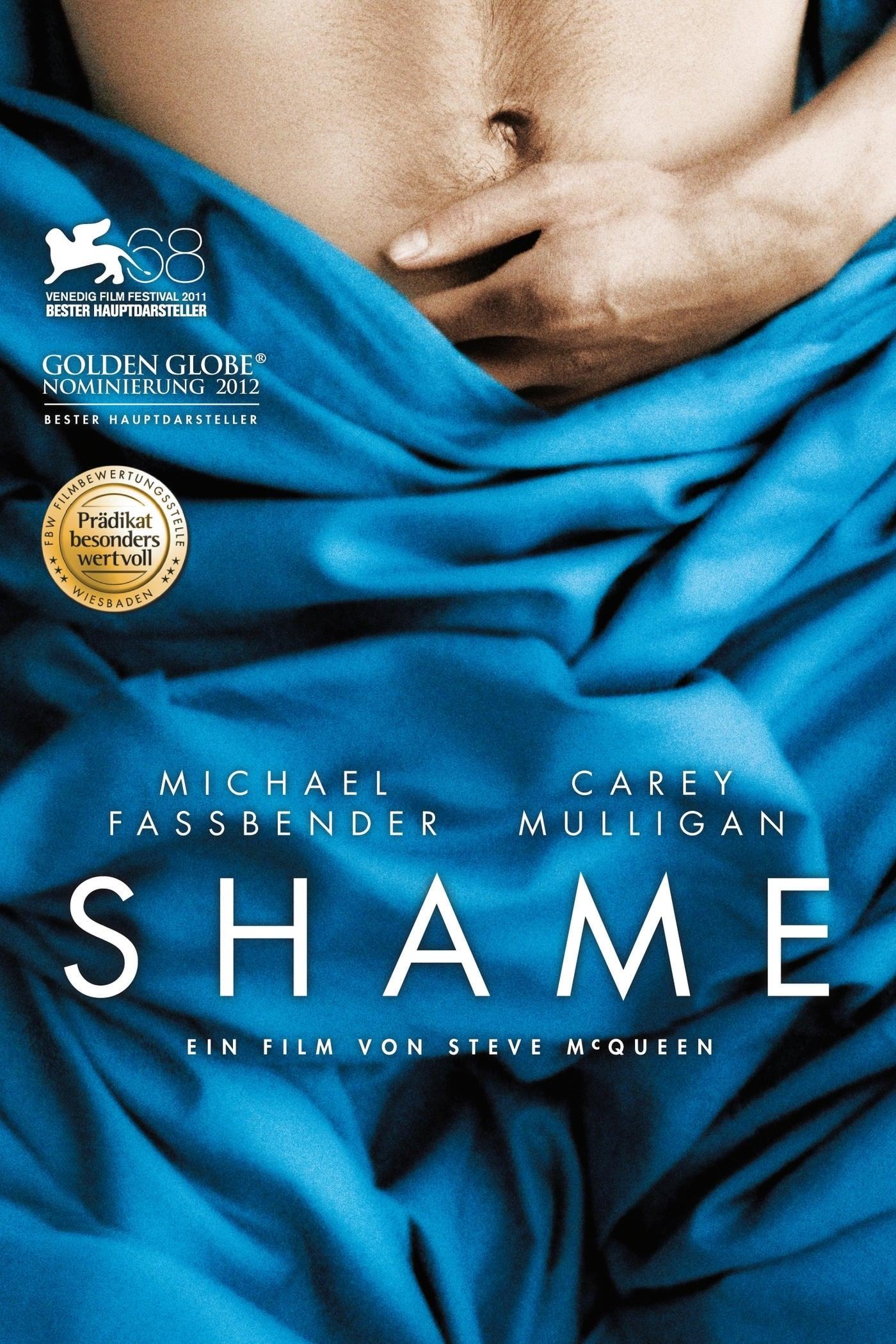 """Plakat von """"Shame"""""""
