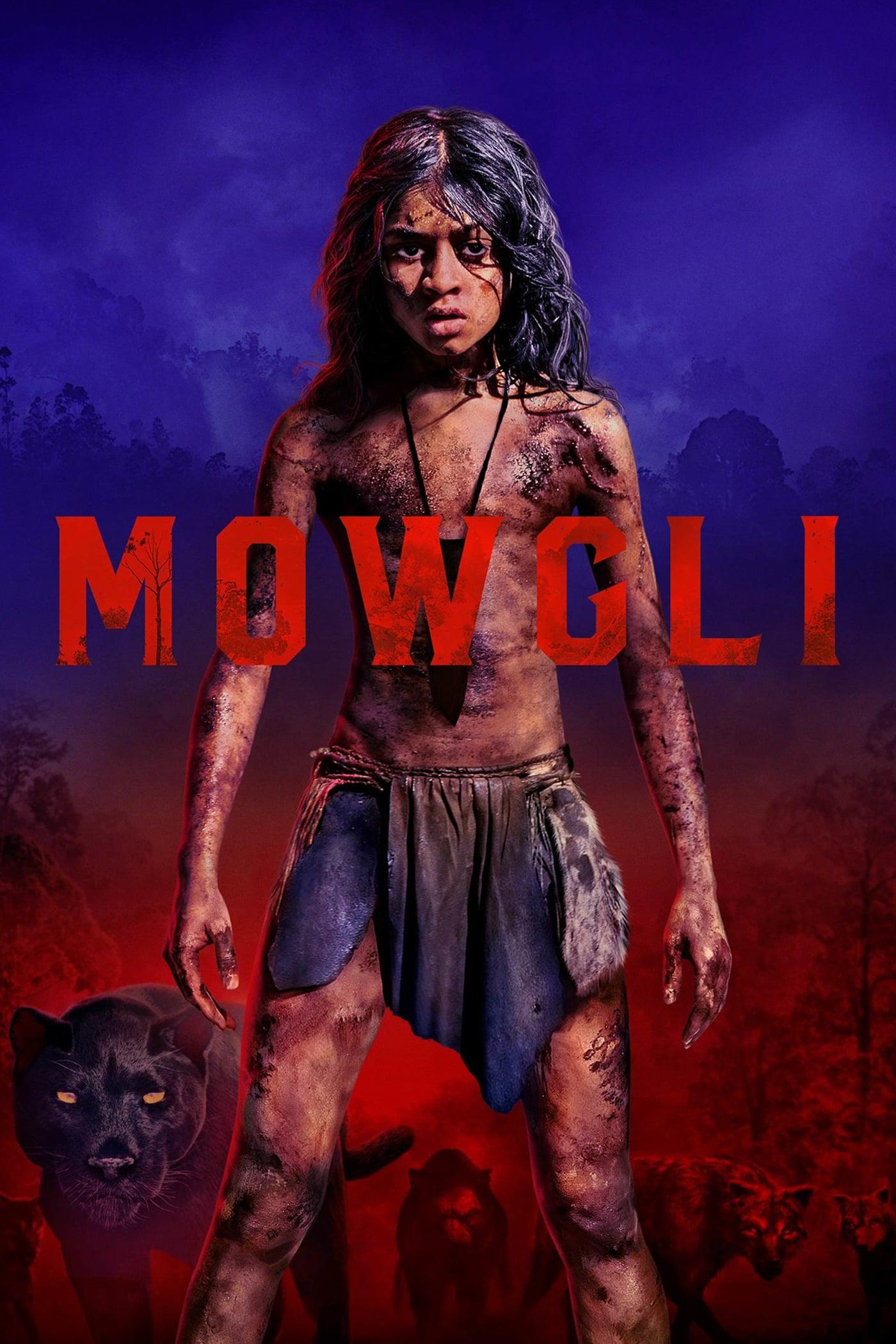 """Plakat von """"Mowgli"""""""