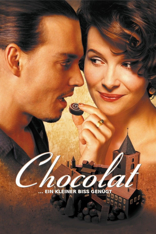 """Plakat von """"Chocolat"""""""
