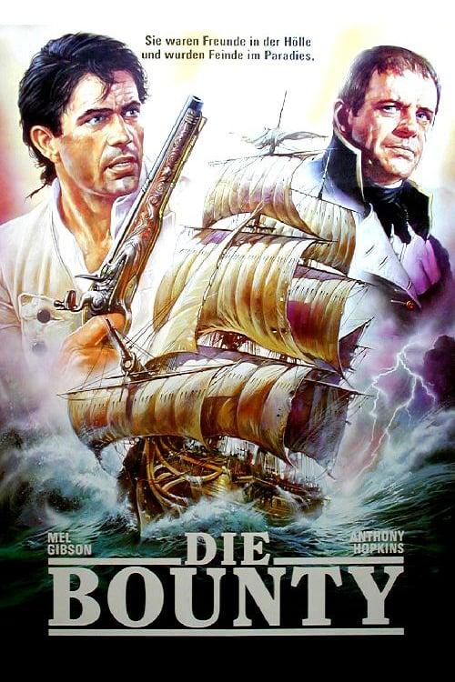 """Plakat von """"Die Bounty"""""""