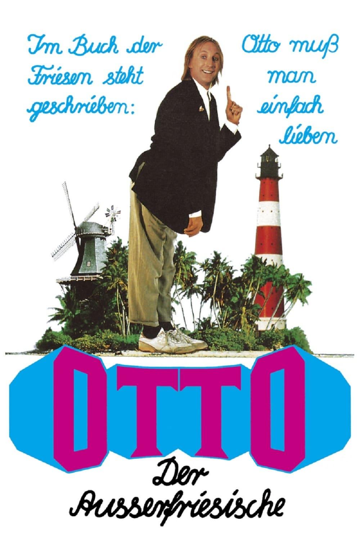 """Plakat von """"Otto - Der Außerfriesische"""""""