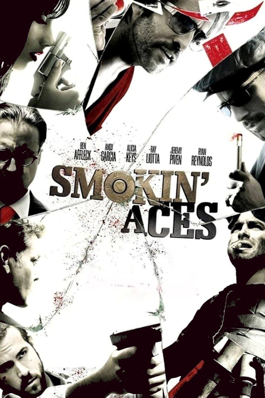 """Plakat von """"Smokin' Aces"""""""