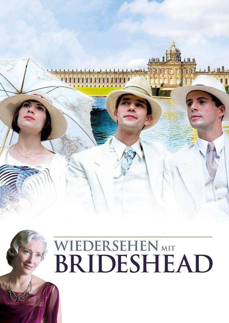 """Plakat von """"Wiedersehen mit Brideshead"""""""