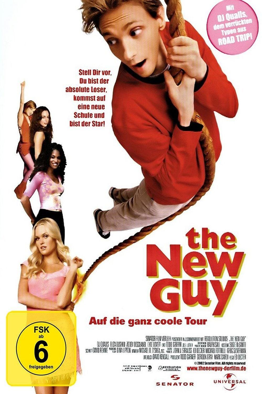 """Plakat von """"The New Guy"""""""