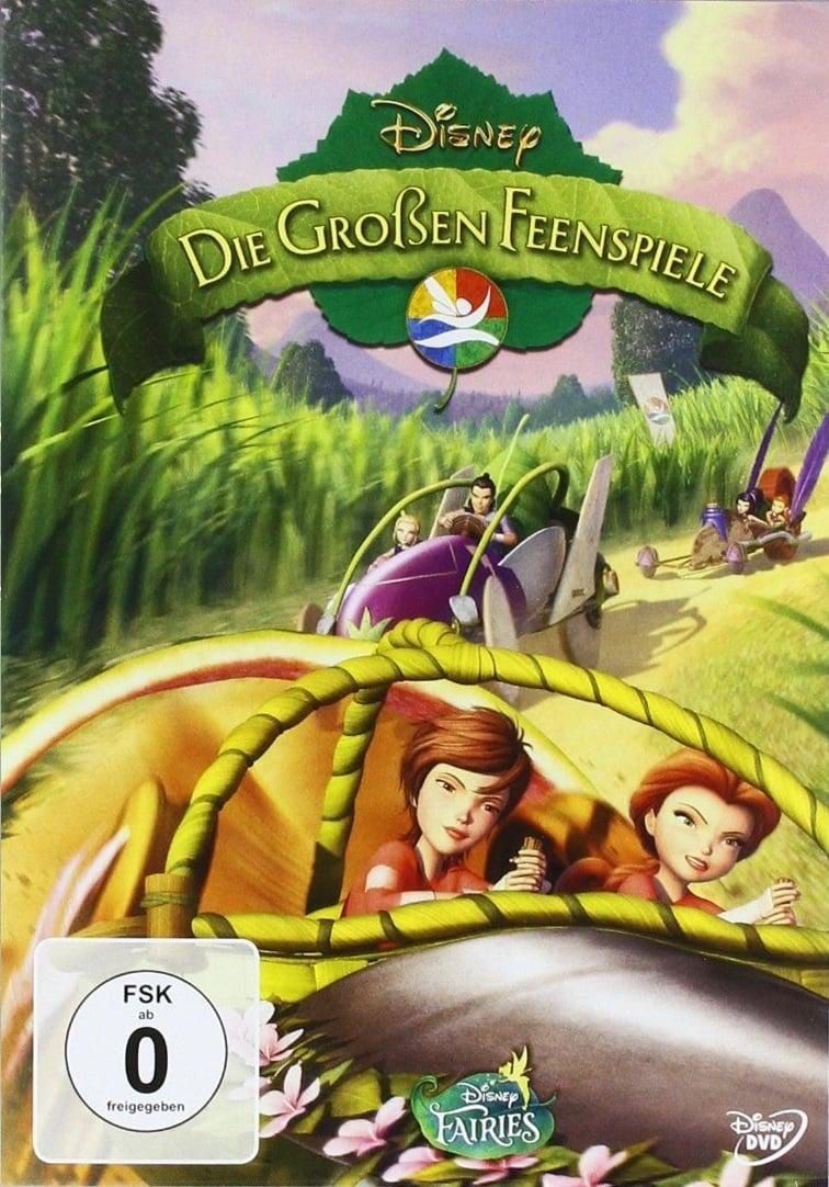 """Plakat von """"Disney Fairies - Die großen Feenspiele"""""""