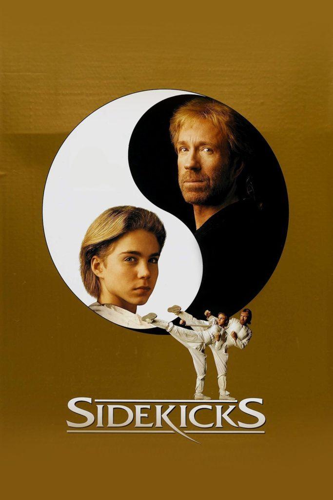 """Plakat von """"Sidekicks"""""""