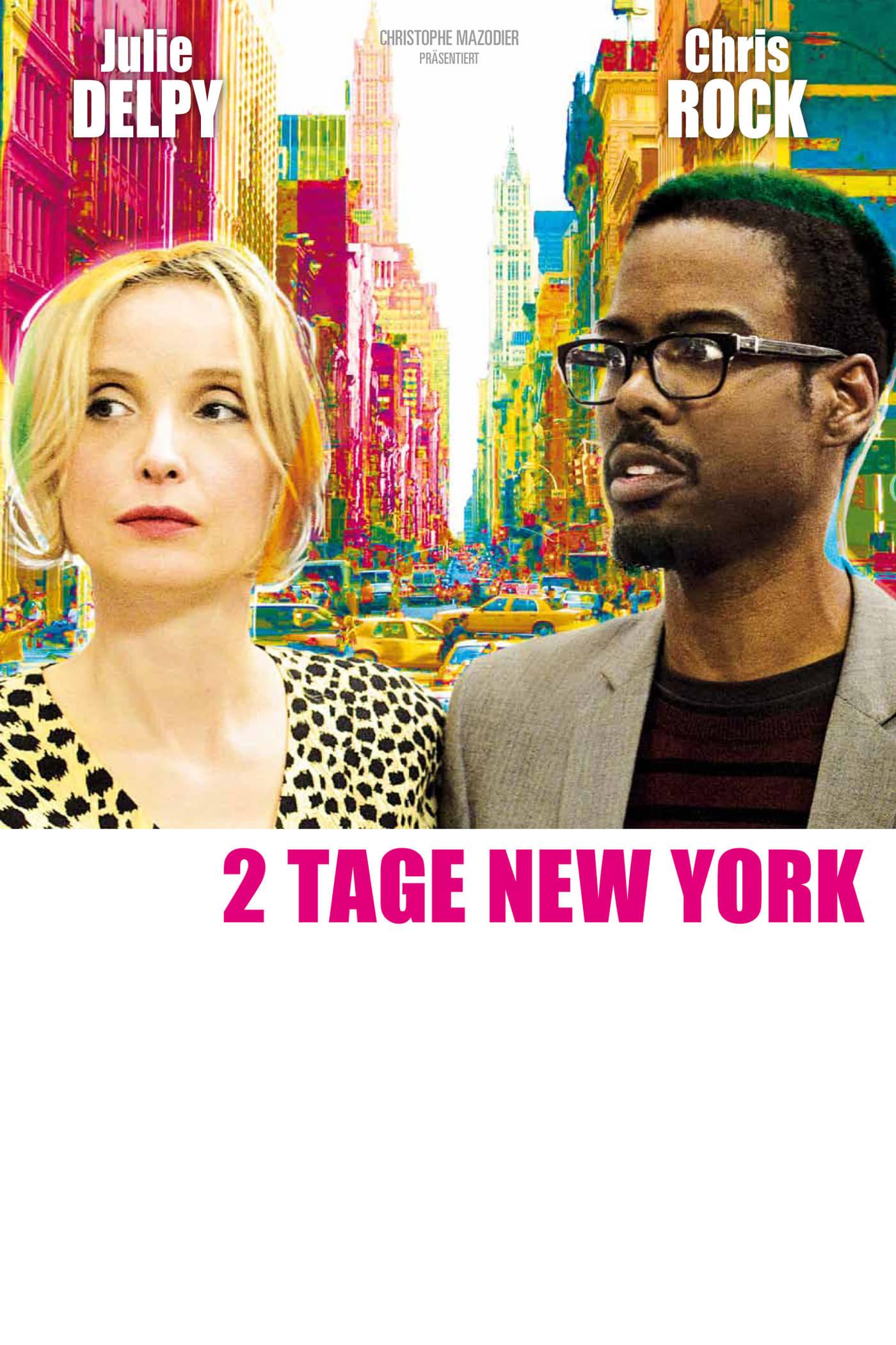 """Plakat von """"2 Tage New York"""""""
