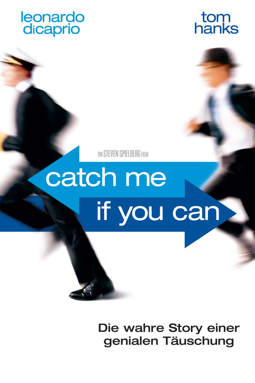 """Plakat von """"Catch Me If You Can"""""""