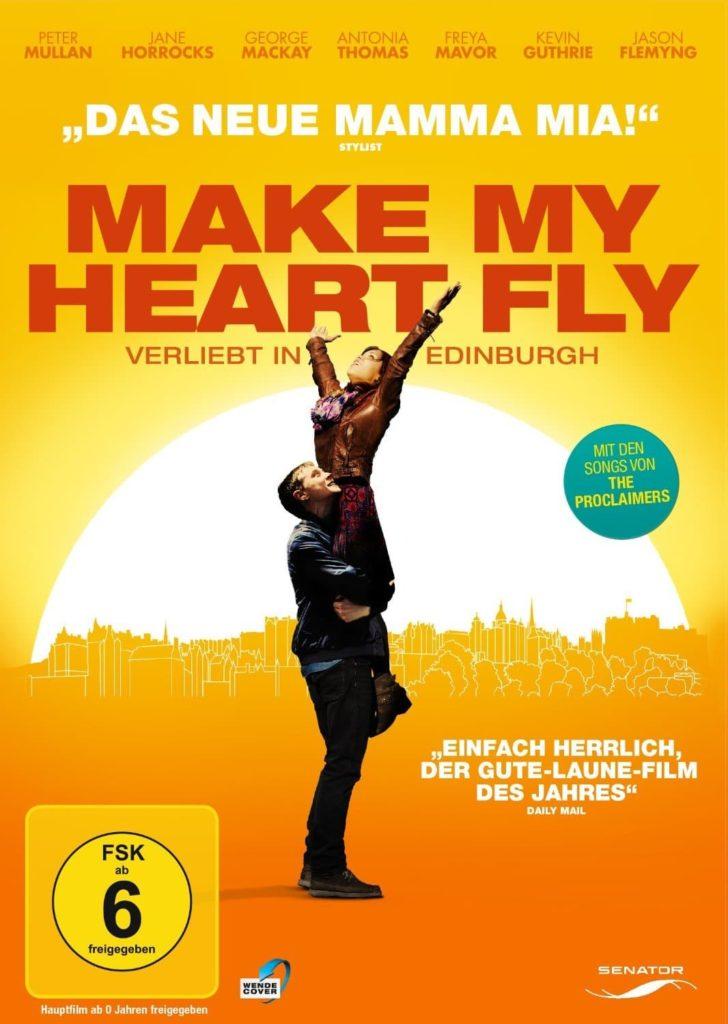 """Plakat von """"Make My Heart Fly - Verliebt in Edinburgh"""""""