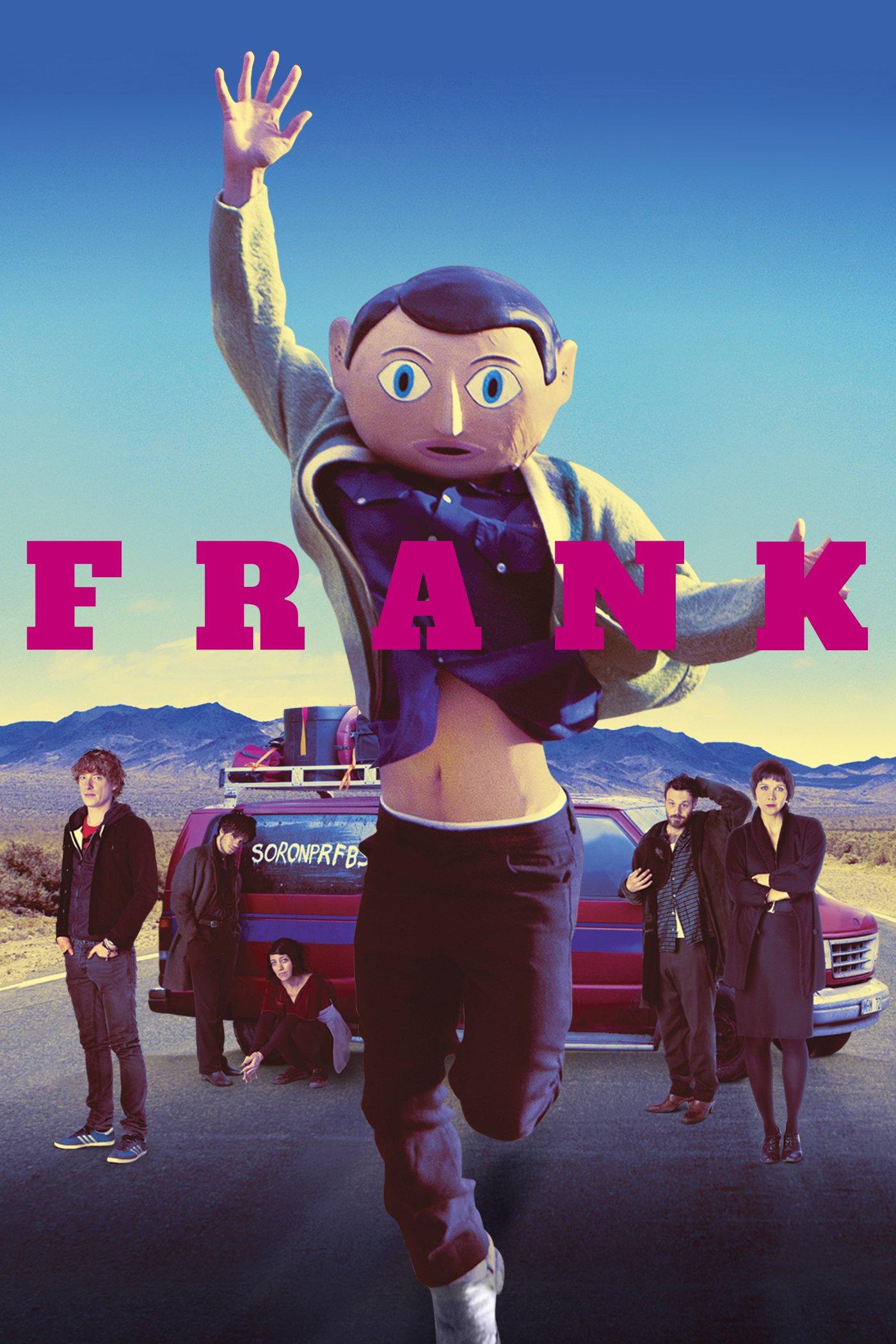 """Plakat von """"Frank"""""""