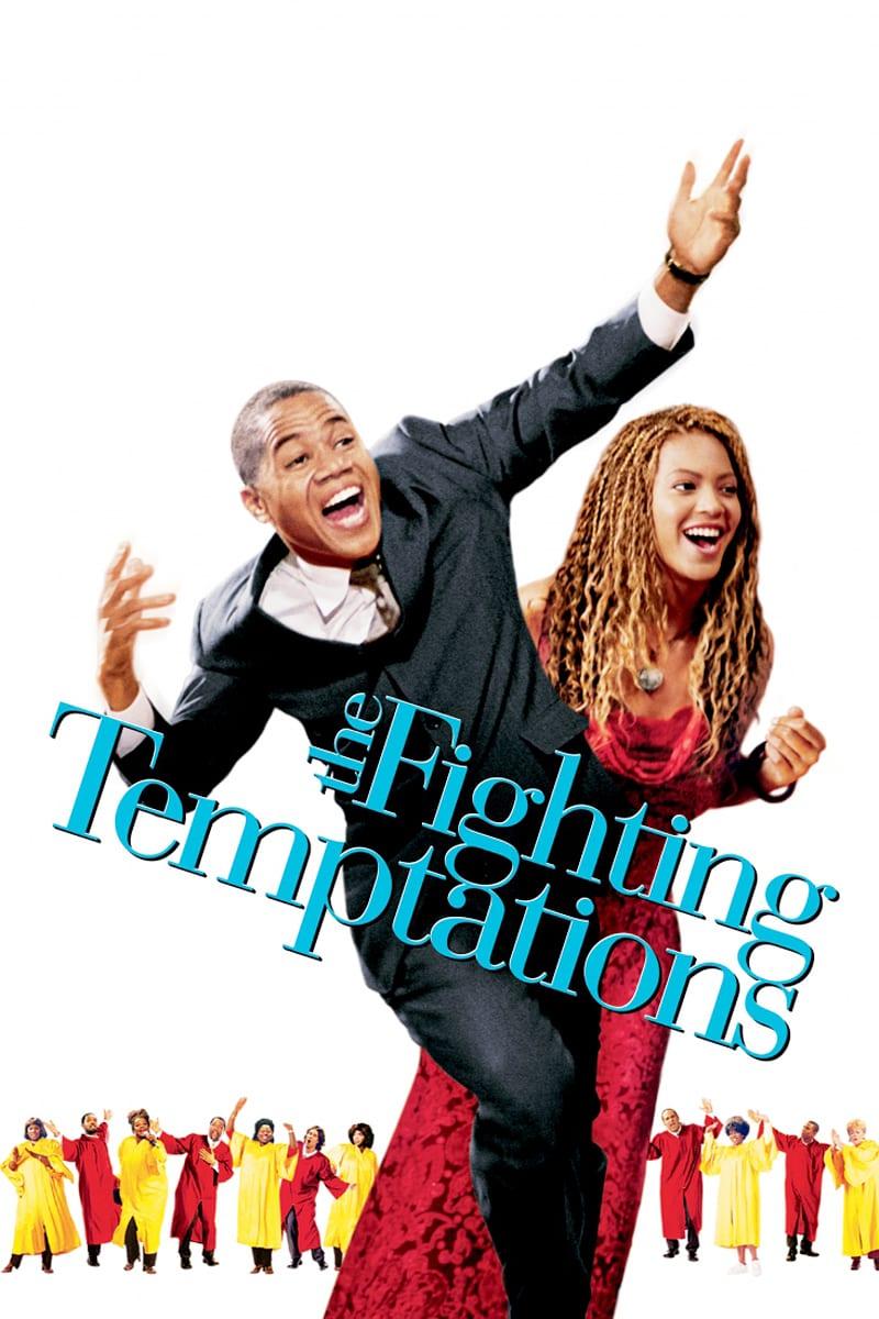 "Plakat von ""The Fighting Temptations"""