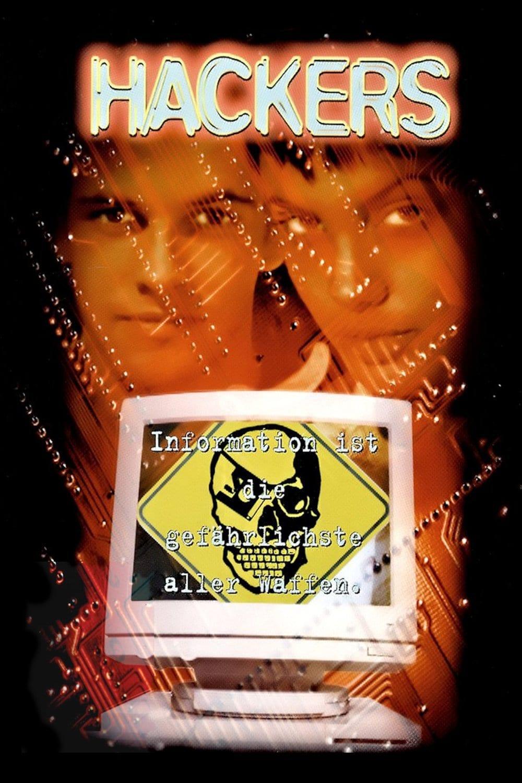 """Plakat von """"Hackers - Im Netz des FBI"""""""