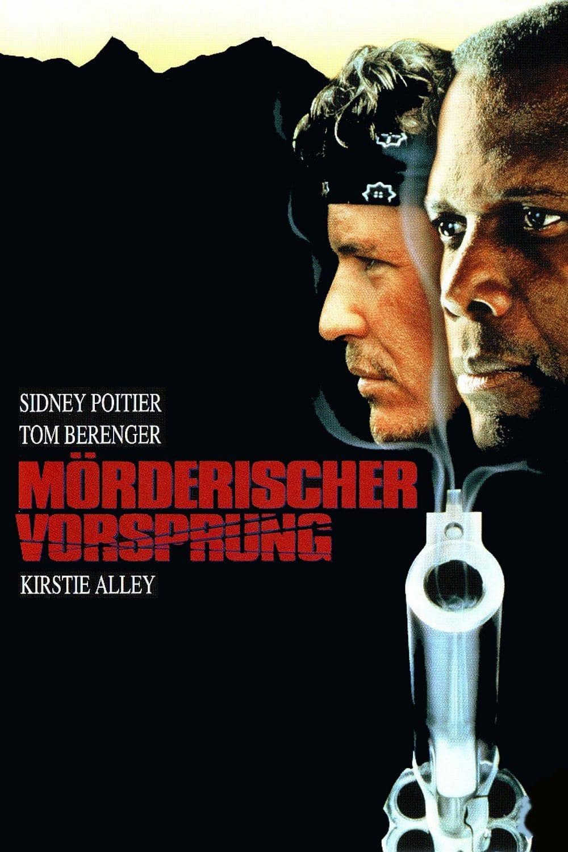 """Plakat von """"Mörderischer Vorsprung"""""""