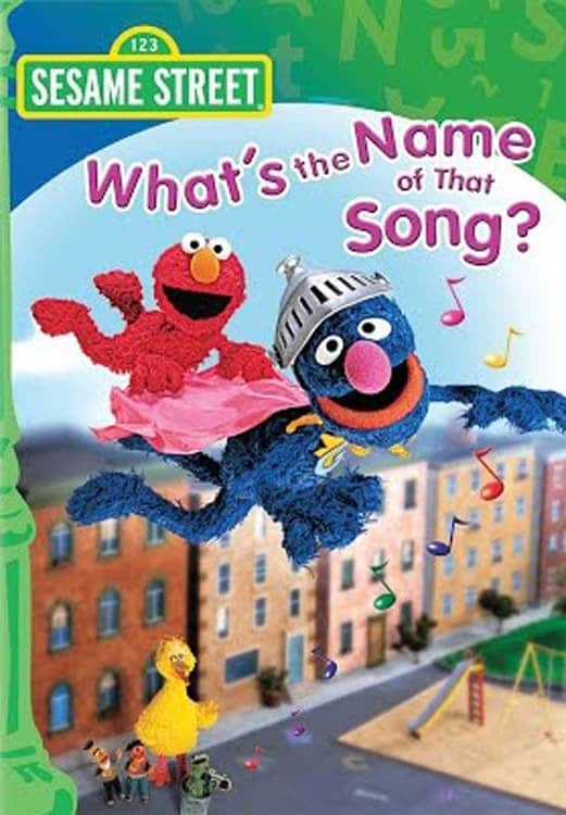 """Plakat von """"Sesame Street: What's the Name of That Song?"""""""