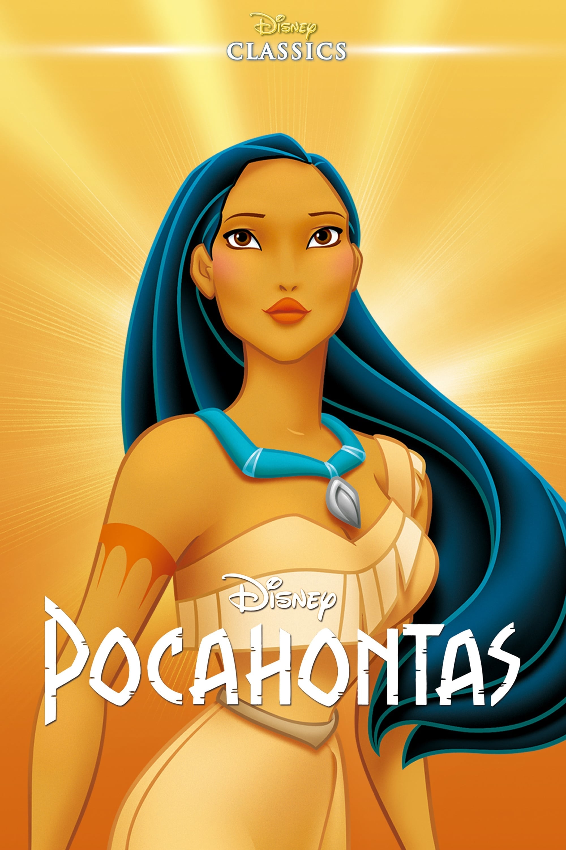 "Plakat von ""Pocahontas"""