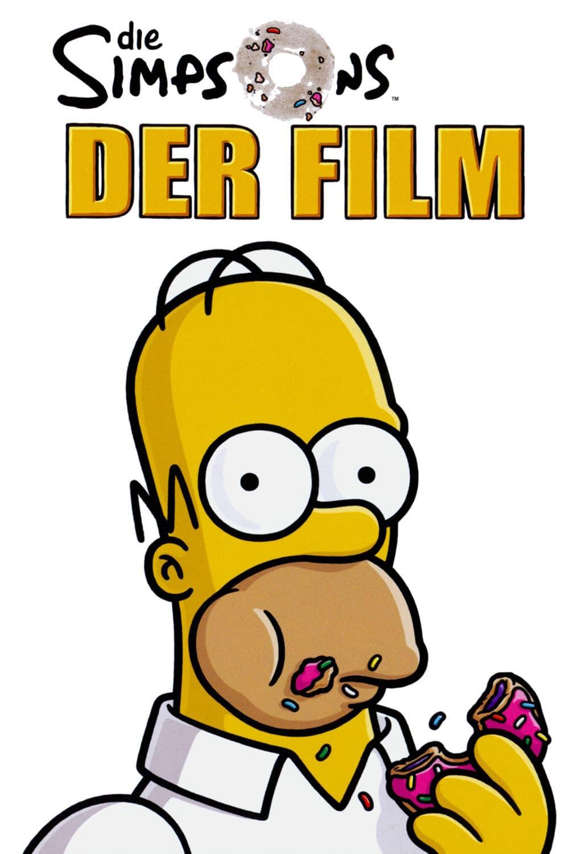 """Plakat von """"Die Simpsons - Der Film"""""""
