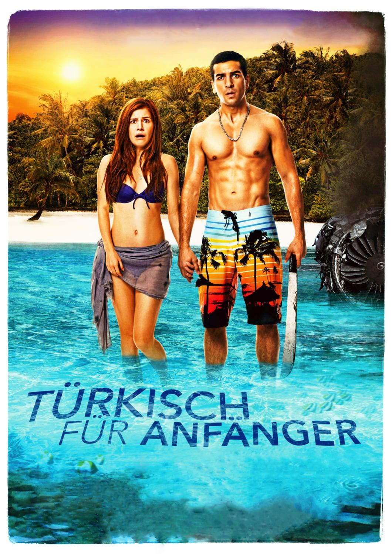 """Plakat von """"Türkisch für Anfänger"""""""