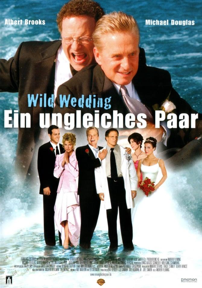 """Plakat von """"Ein ungleiches Paar"""""""