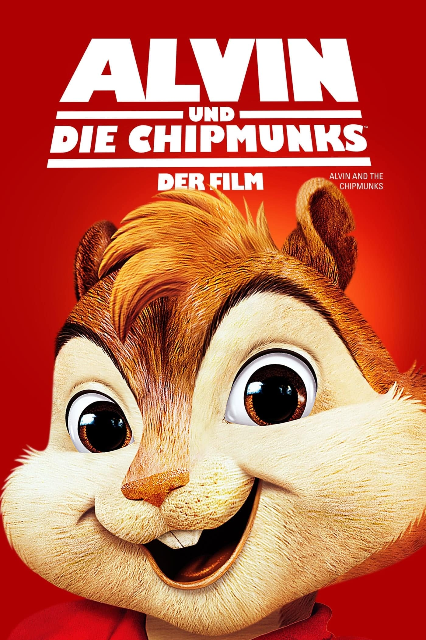 """Plakat von """"Alvin und die Chipmunks - Der Film"""""""
