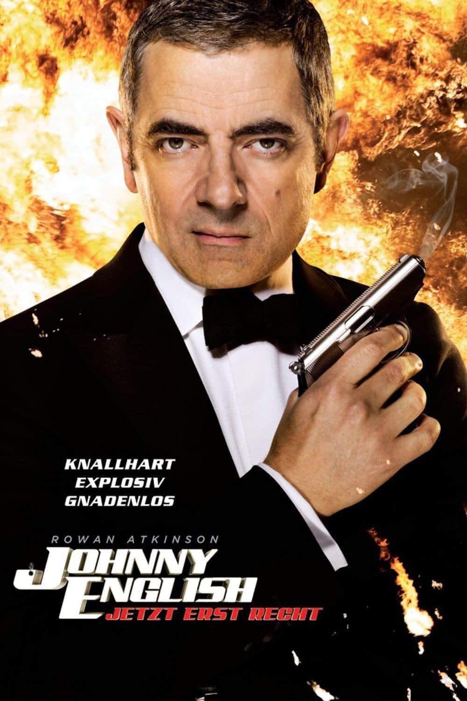 """Plakat von """"Johnny English - Jetzt erst recht"""""""