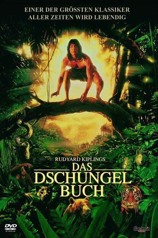 """Plakat von """"Das Dschungelbuch"""""""