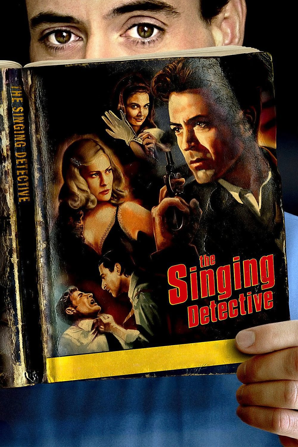 "Plakat von ""The Singing Detective"""