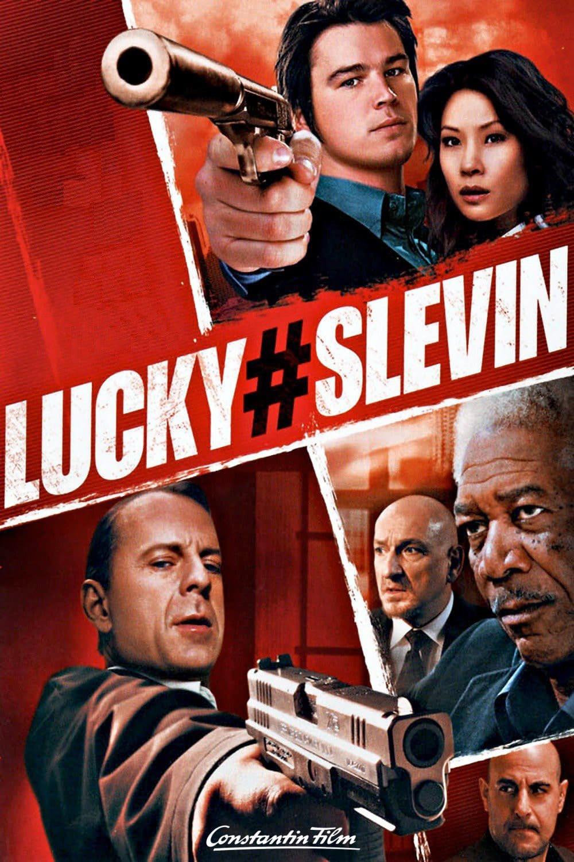 """Plakat von """"Lucky # Slevin"""""""