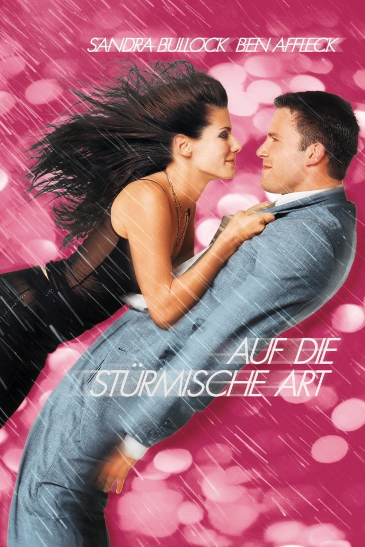"""Plakat von """"Auf die stürmische Art"""""""
