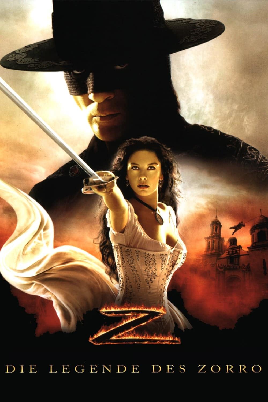 """Plakat von """"Die Legende des Zorro"""""""
