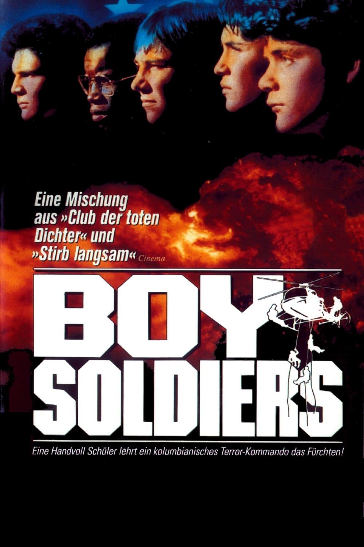 """Plakat von """"Boy Soldiers"""""""