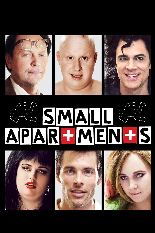"Plakat von ""Small Apartments"""