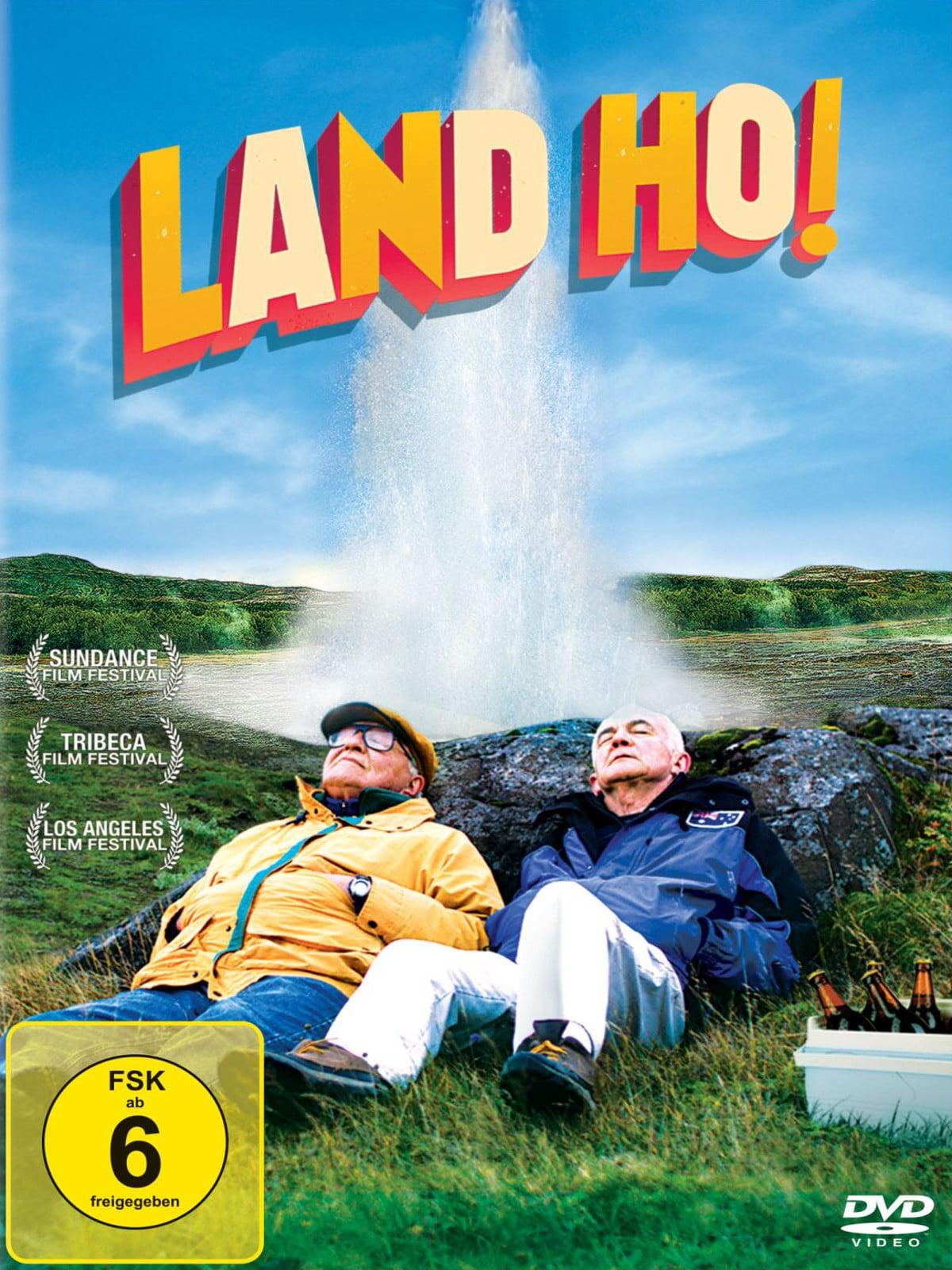 """Plakat von """"Land Ho!"""""""