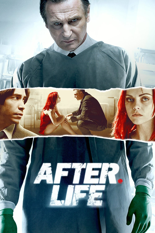 """Plakat von """"After.Life"""""""