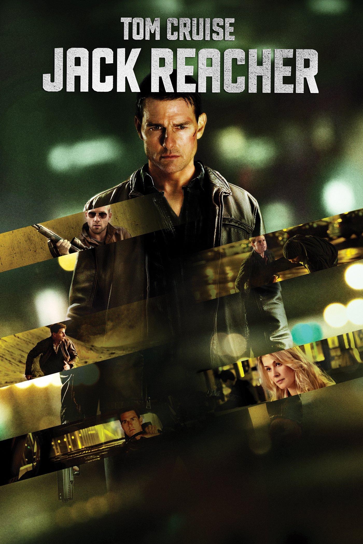 """Plakat von """"Jack Reacher"""""""
