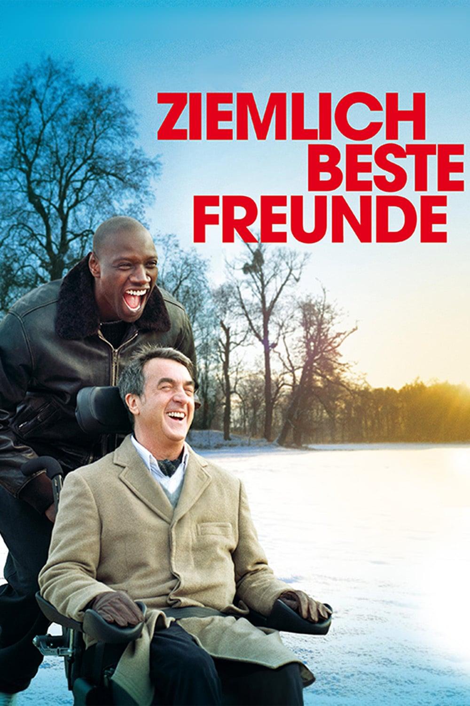 """Plakat von """"Ziemlich beste Freunde"""""""
