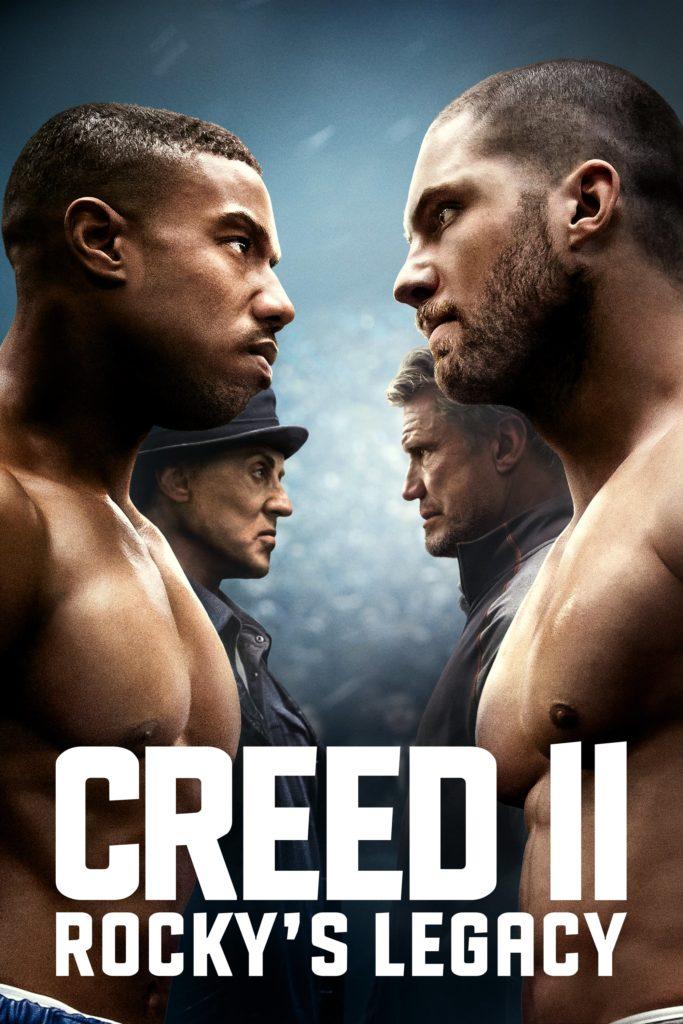 """Plakat von """"Creed II"""""""