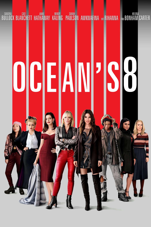 "Plakat von ""Ocean's 8"""