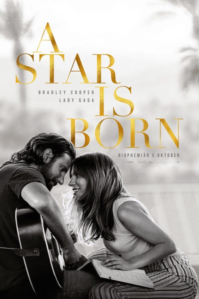 """Plakat von """"A Star Is Born"""""""
