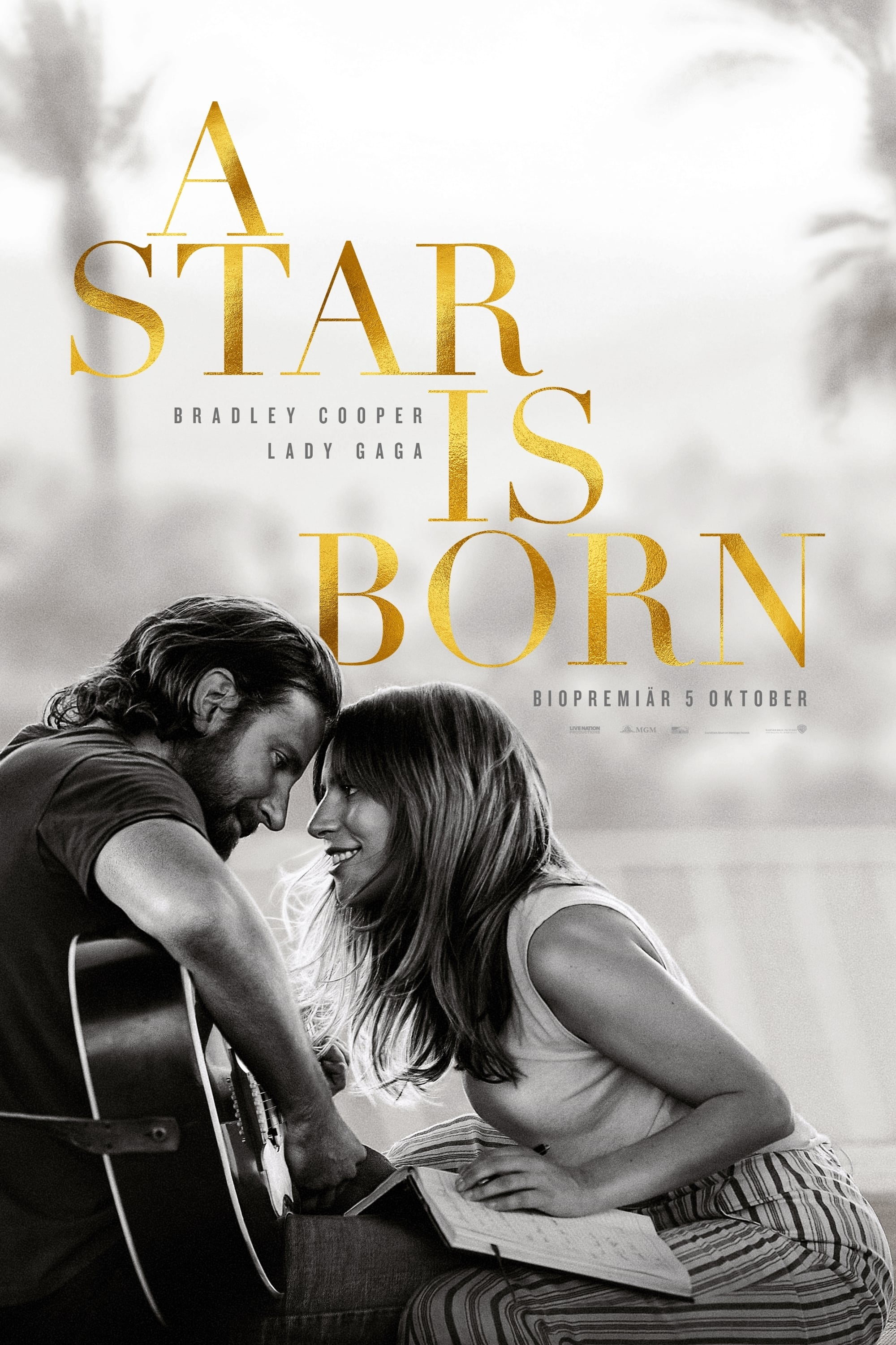 "Plakat von ""A Star Is Born"""