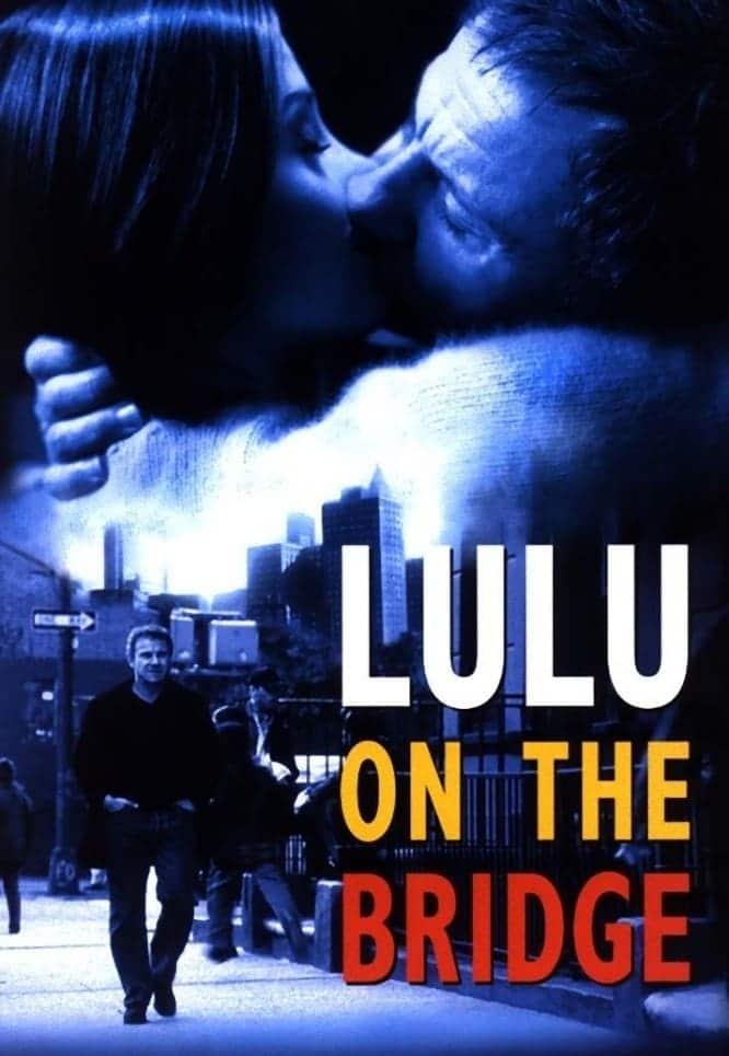 """Plakat von """"Lulu on the Bridge"""""""