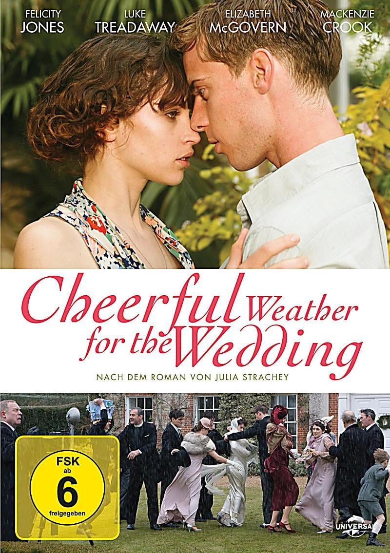"""Plakat von """"Cheerful Weather for the Wedding"""""""