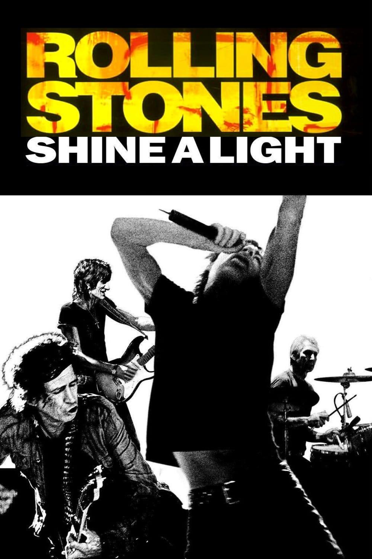 """Plakat von """"Shine a Light"""""""
