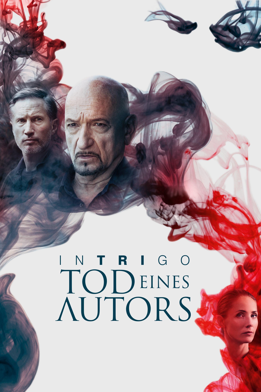 """Plakat von """"Intrigo: Death of an Author"""""""