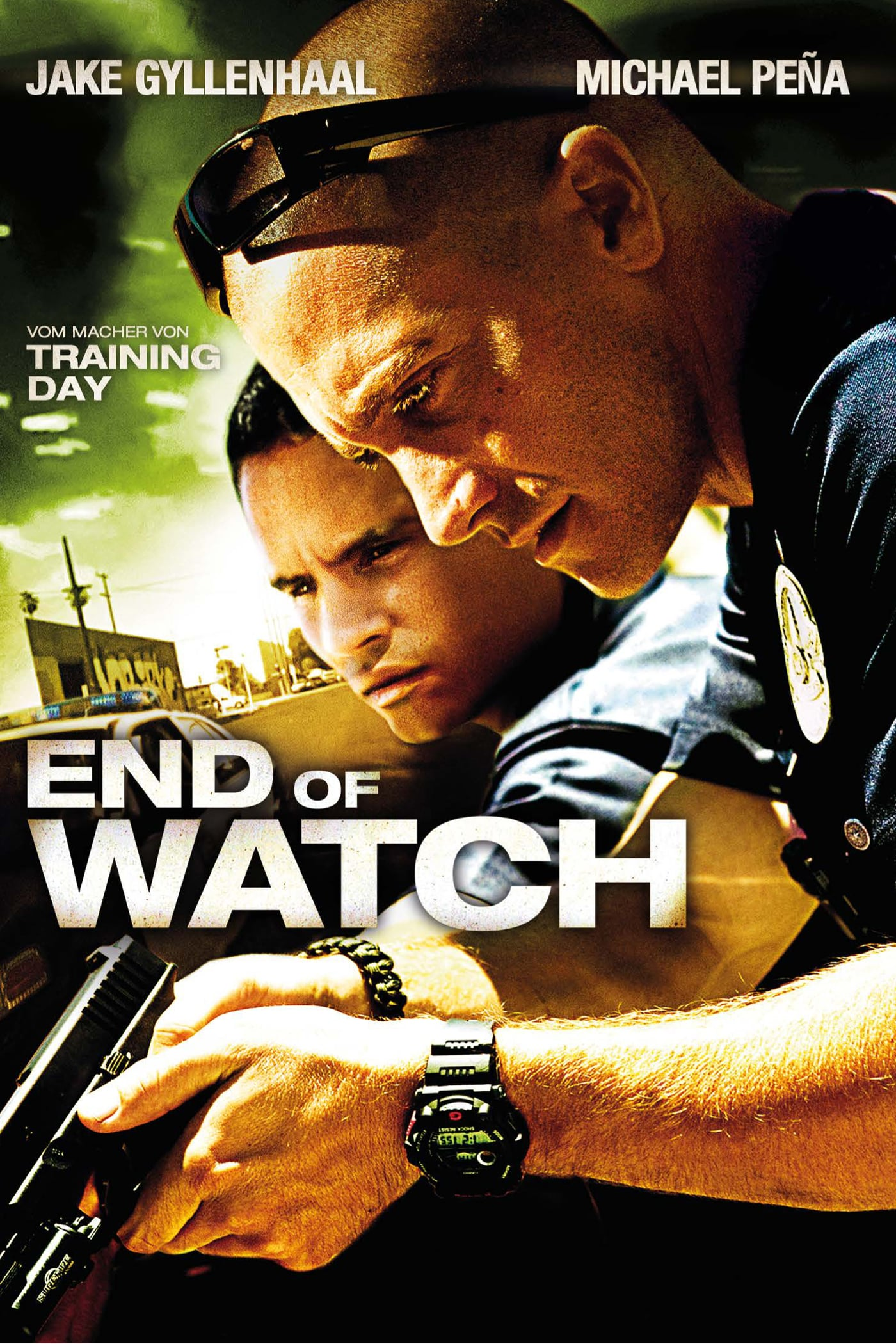"Plakat von ""End of Watch"""
